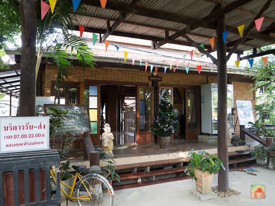 Momchailai's little reception house