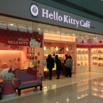 Hello Kitty Cafe - Incheon Airport