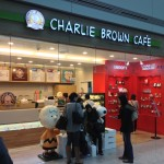 Charlie Brown Cafe - Incheon Airport
