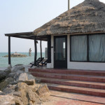 our ocean view cabana in cha am