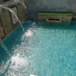 private pool at puktien cabana resort