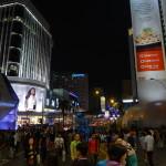 Outside Pavillion Mall