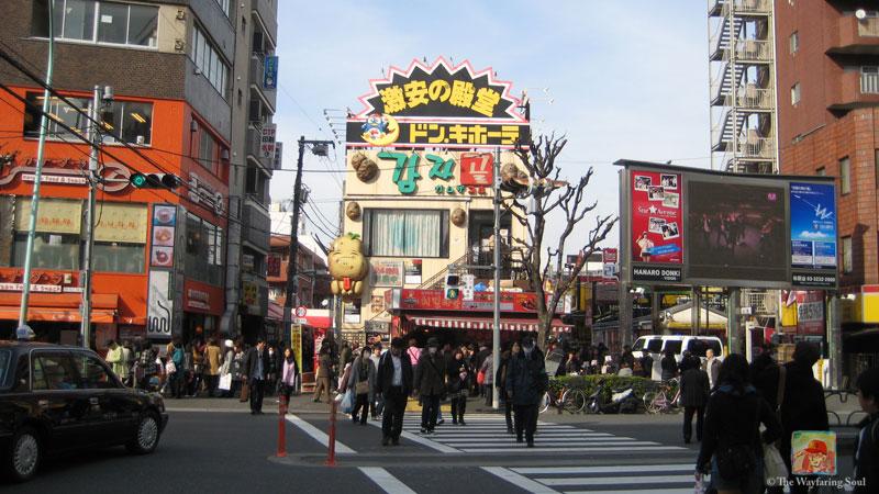 Korea Town in Shinjuku Tokyo...