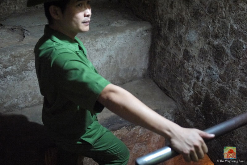 Vietnam's Cu Chi Tunnel Tour – Not for the Faint of Heart