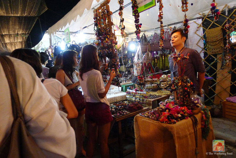 Kaset Fair in Bangkok - My wife and I love walking around night markets that pop open for a short while...
