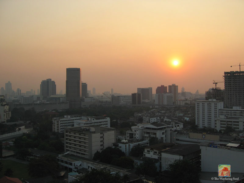 Living in Bangkok can be cheap or expensive, all depends on your lifestyle...