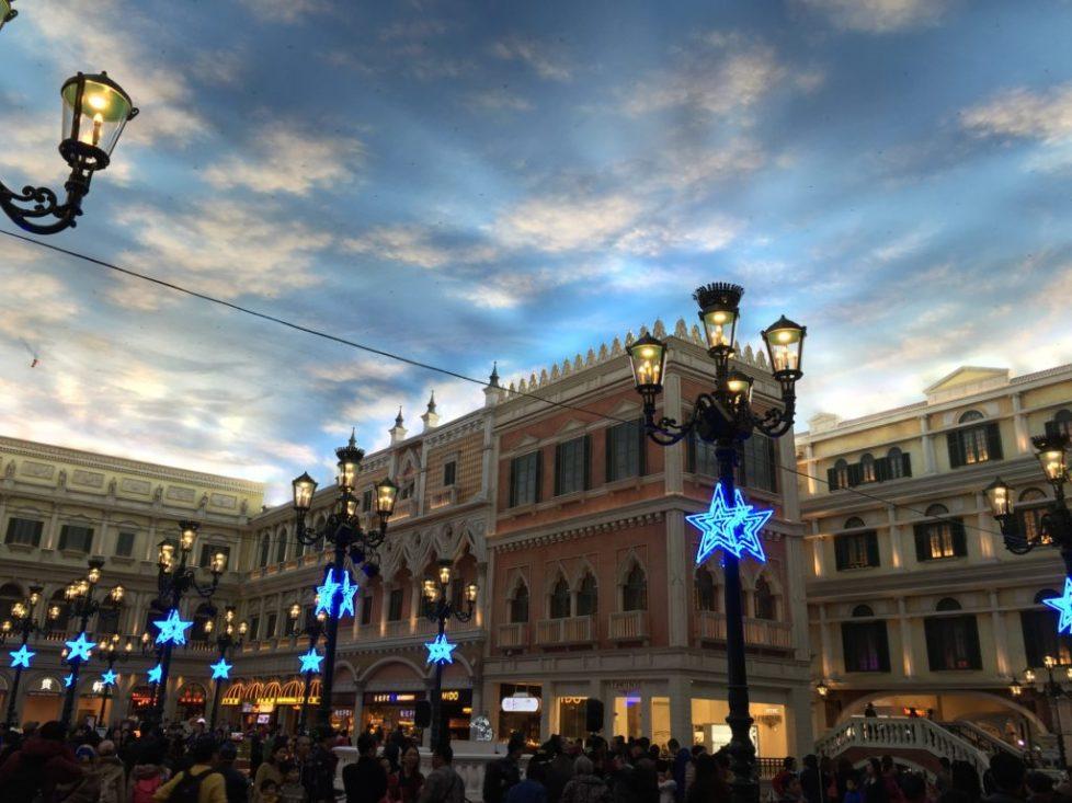 Ventian Hotel Macau