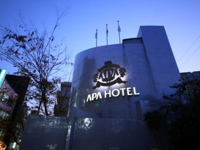 APA Hotel Tokyo Itabashi Ekimae Review