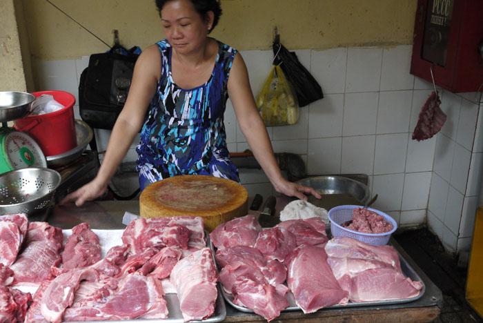 Fresh meat anyone?...