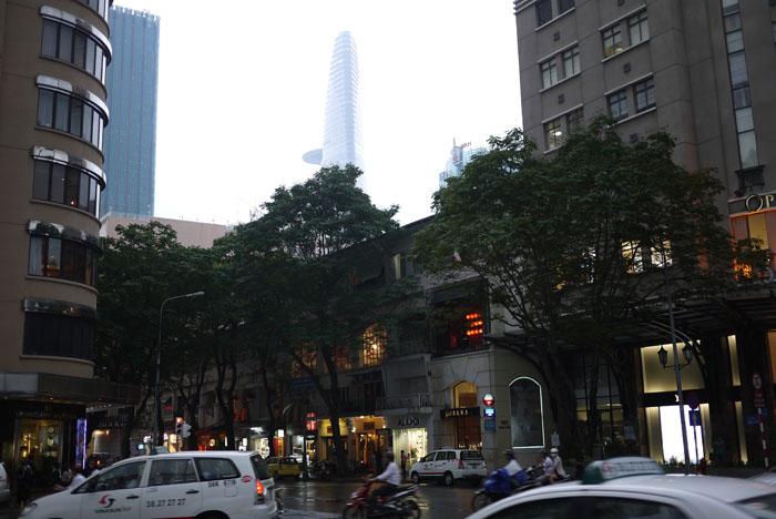 HCMC, a cosmopolitan city coming soon..