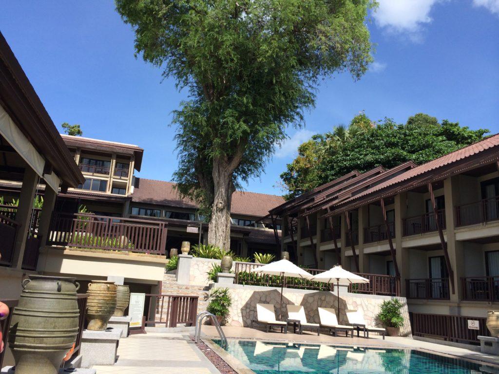 View of Impiana Chaweng Hotel Samui