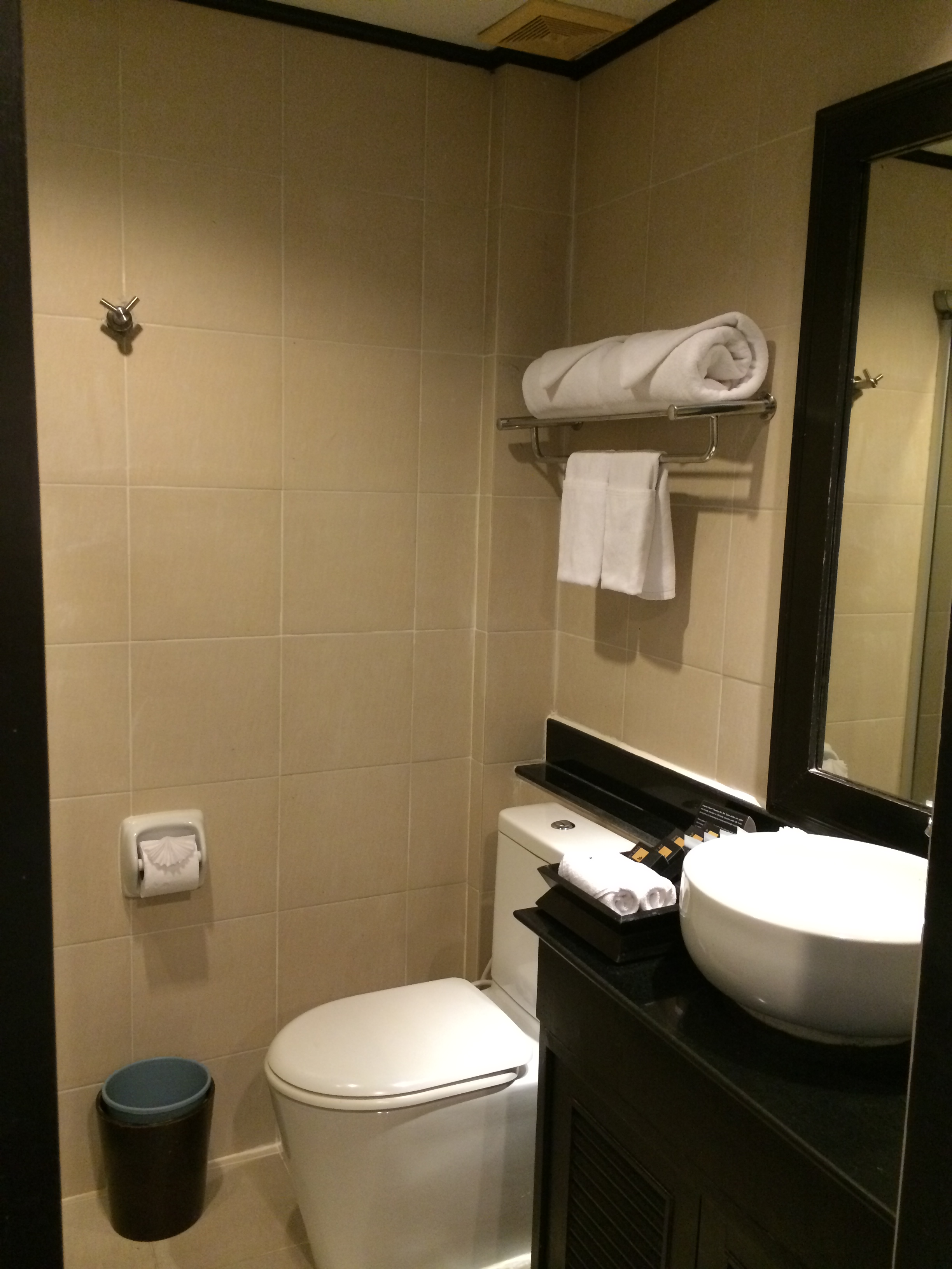 Bathroom at Impiana Chaweng