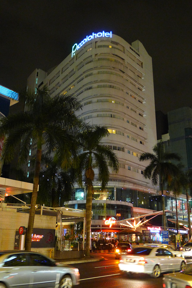 ANSA Kuala Lumpur Hotel (Formerly Piccolo Hotel) Review
