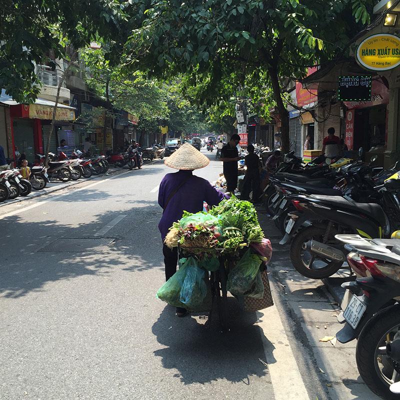 Happy In Hanoi Vietnam