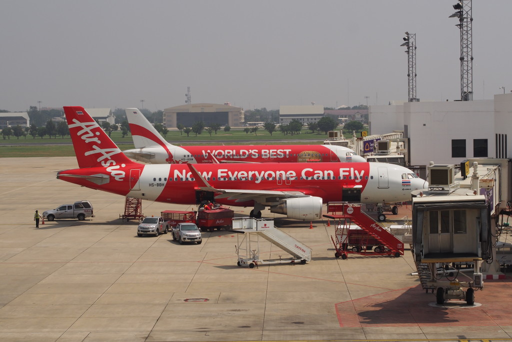 From Don Mueang Airport you can fly direct to Japan via Air Asia...