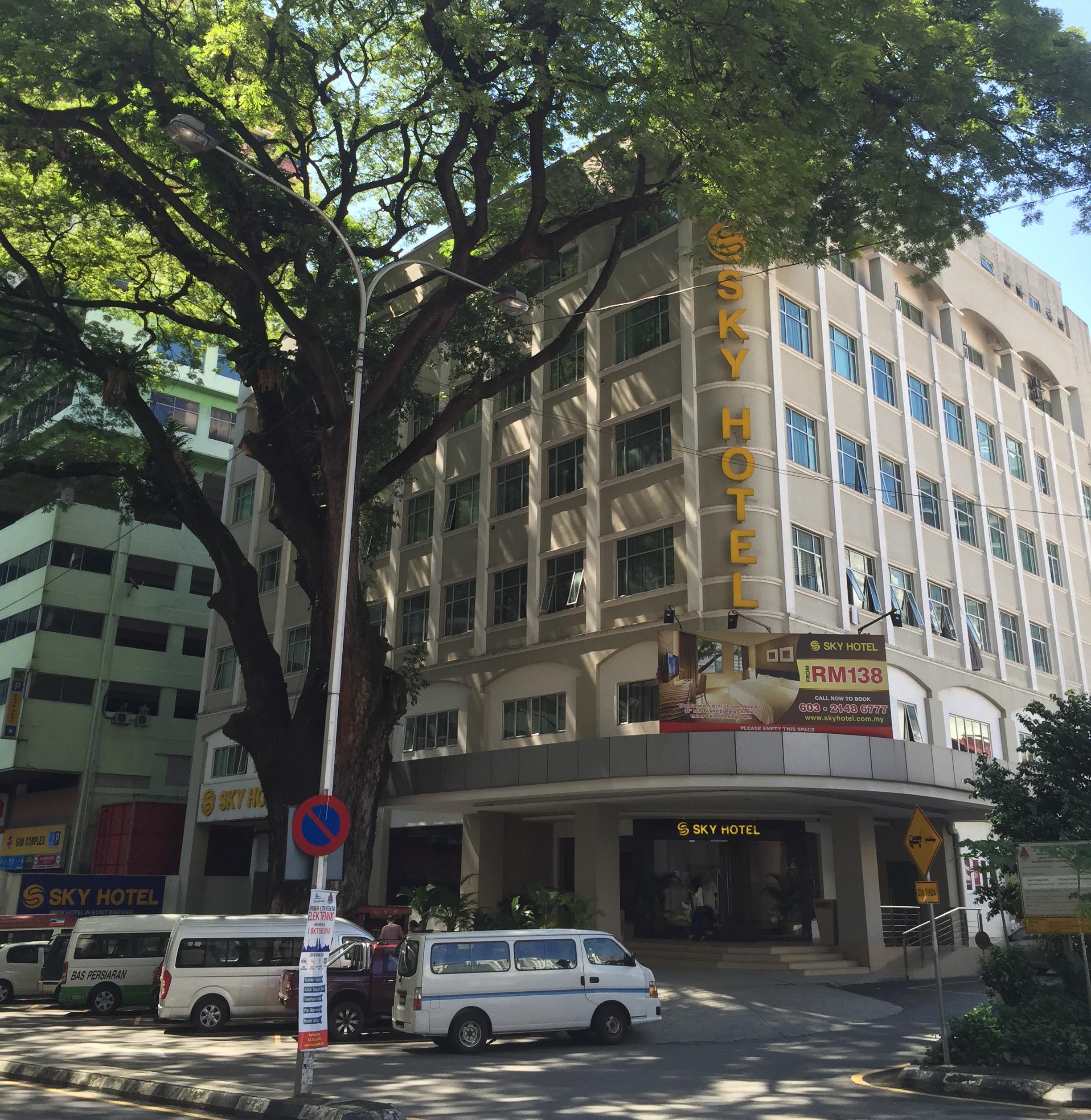 Sky Hotel Bukit Bintang Review