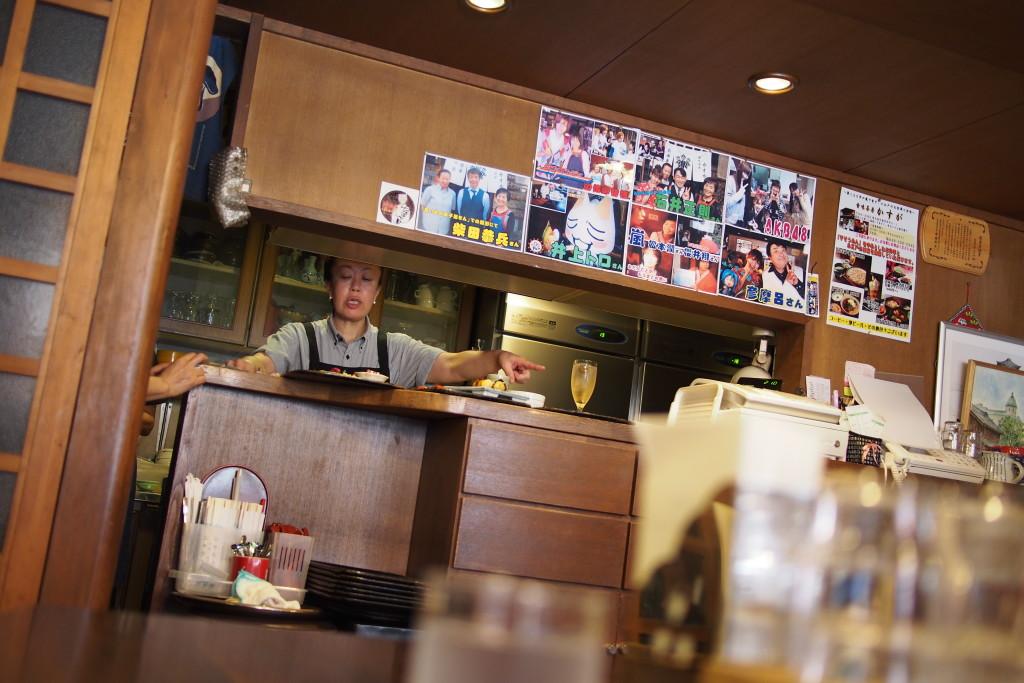 Restaurant in Kawagoe