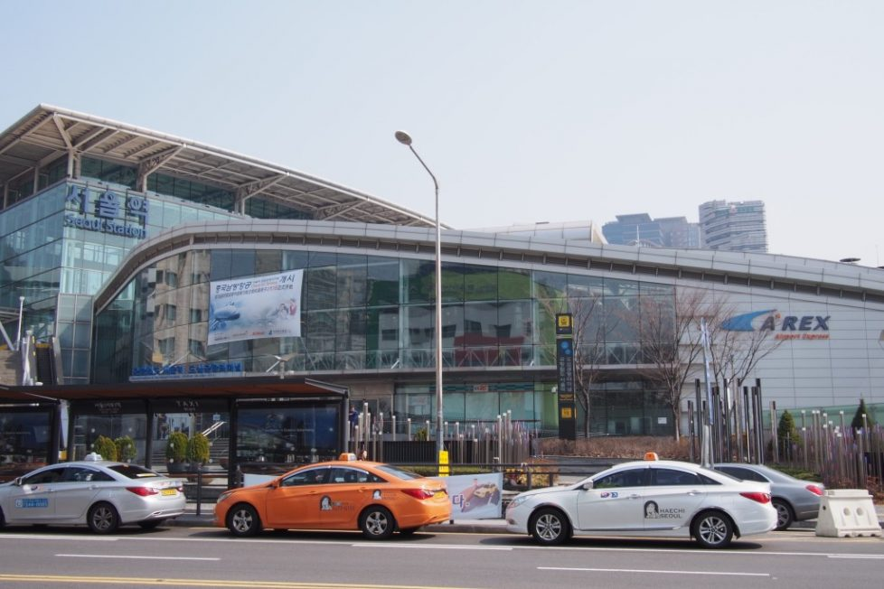 Seoul's Airport Express Train (AREX)
