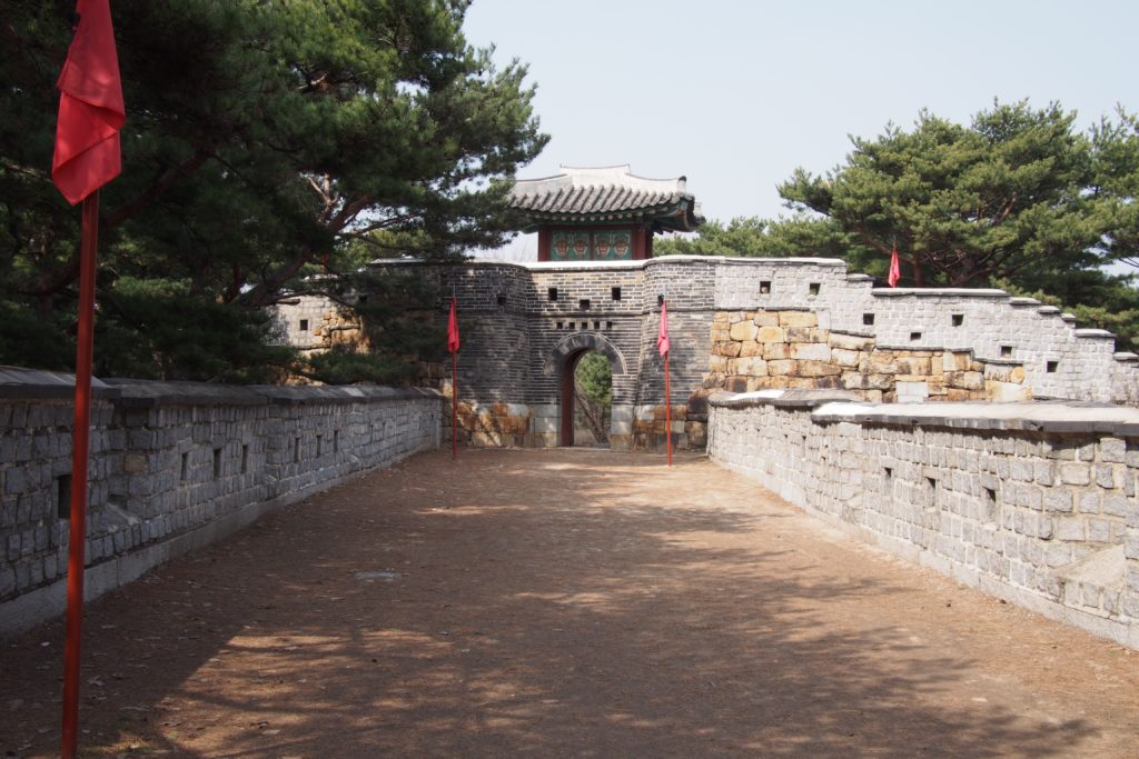 Seonamammun (Secret Gate)
