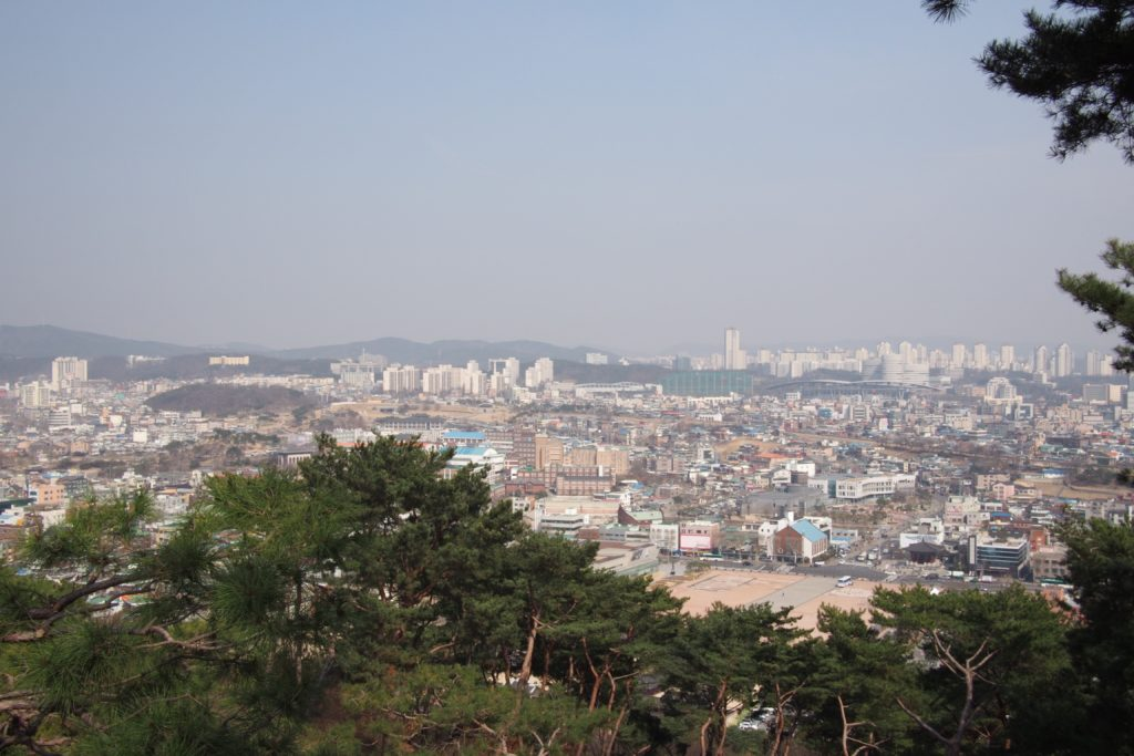 Suwon is a city full of history.