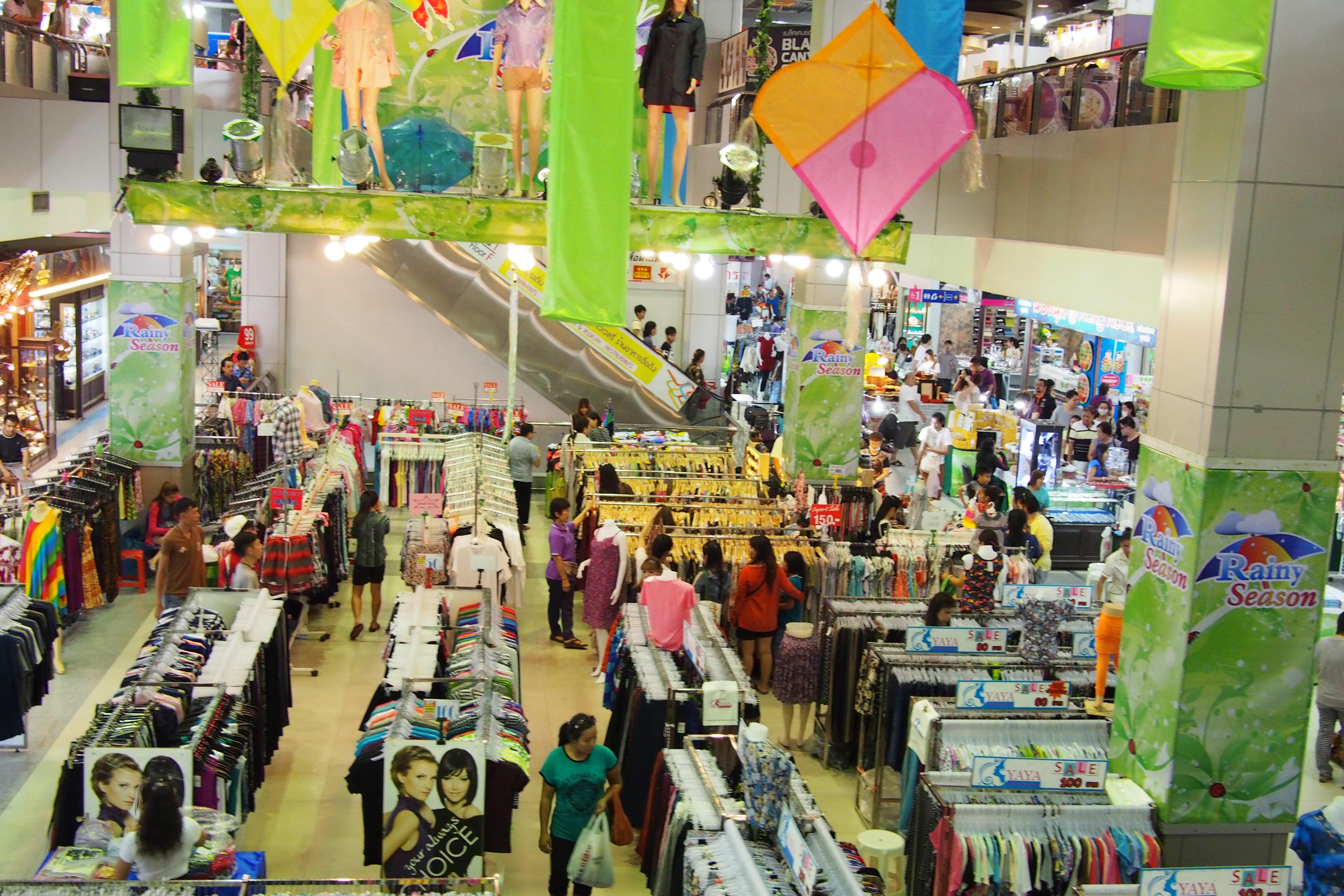 JJ Market Bangkok