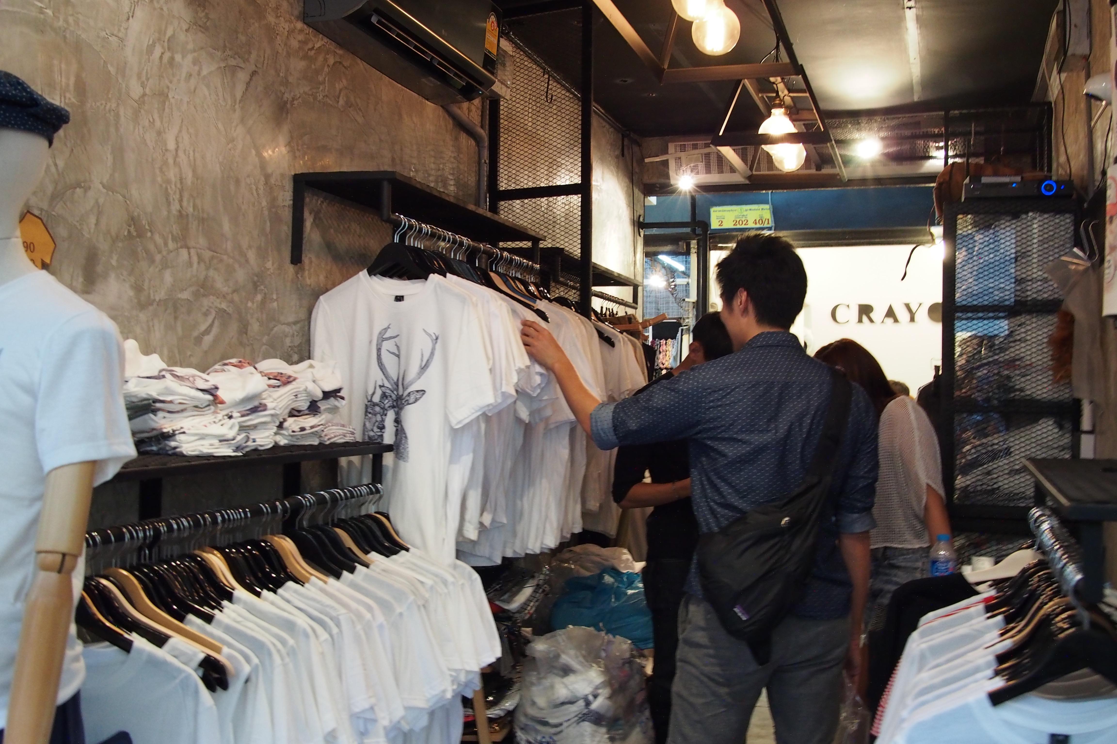 Boutique shop in Chatuchak