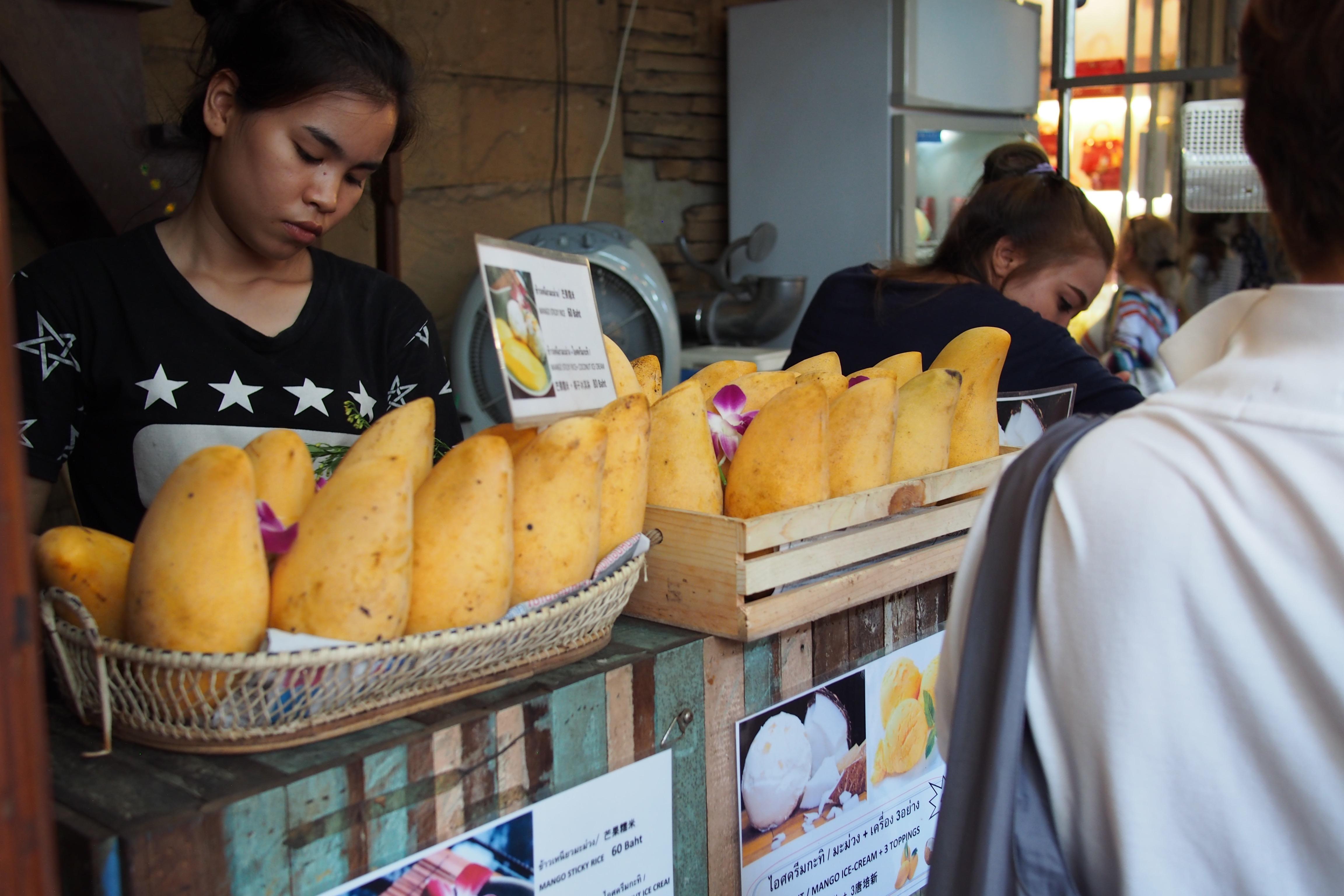 Sticky Mango Shop Chatuchak