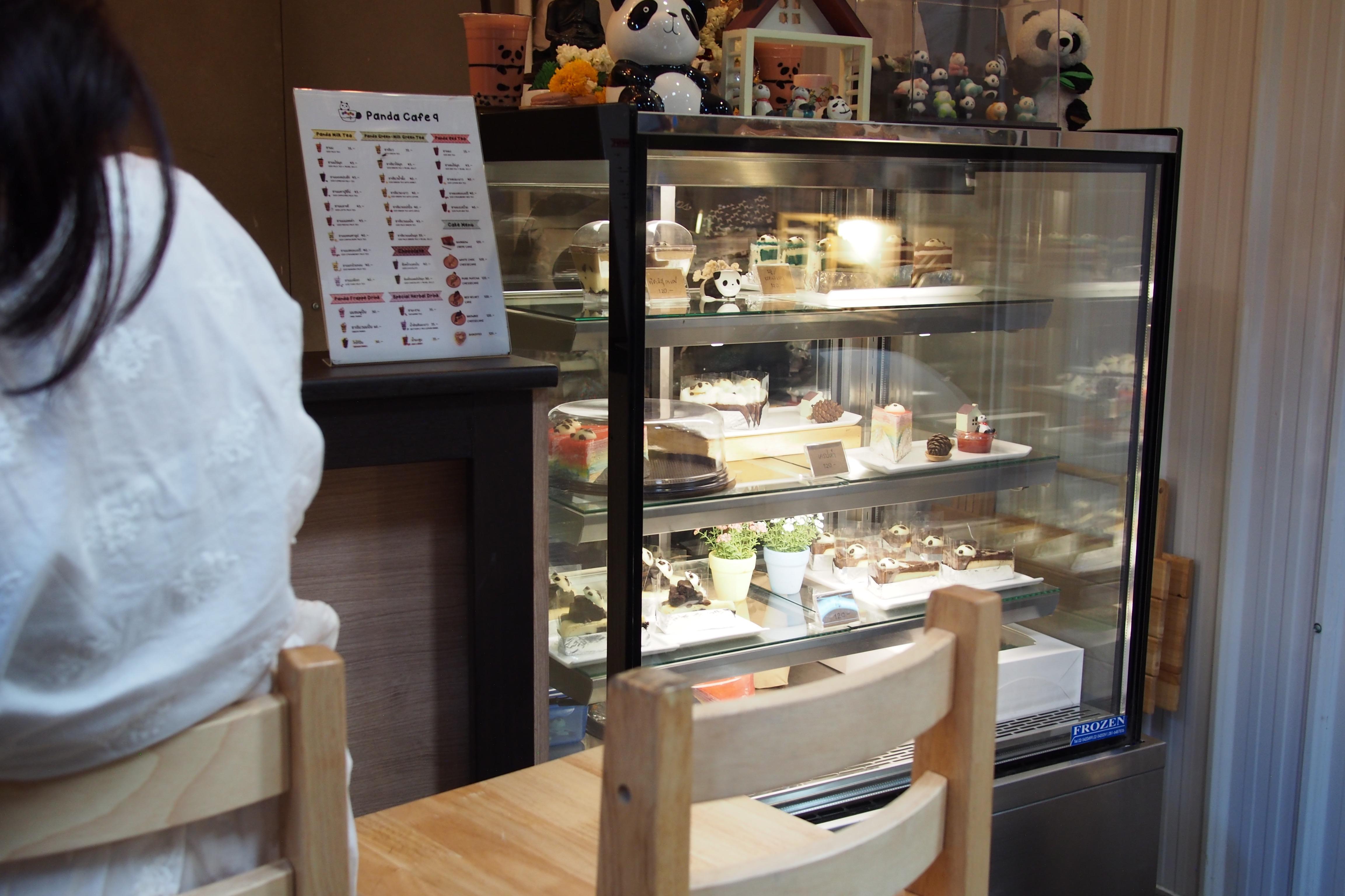 Coffee Shop zone 2 JJ Market