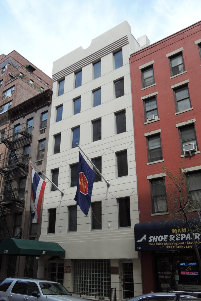 Thai Consulate General NYC