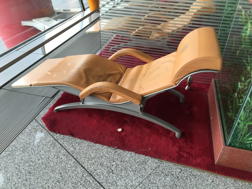 PEK Airport Lounge Chairs