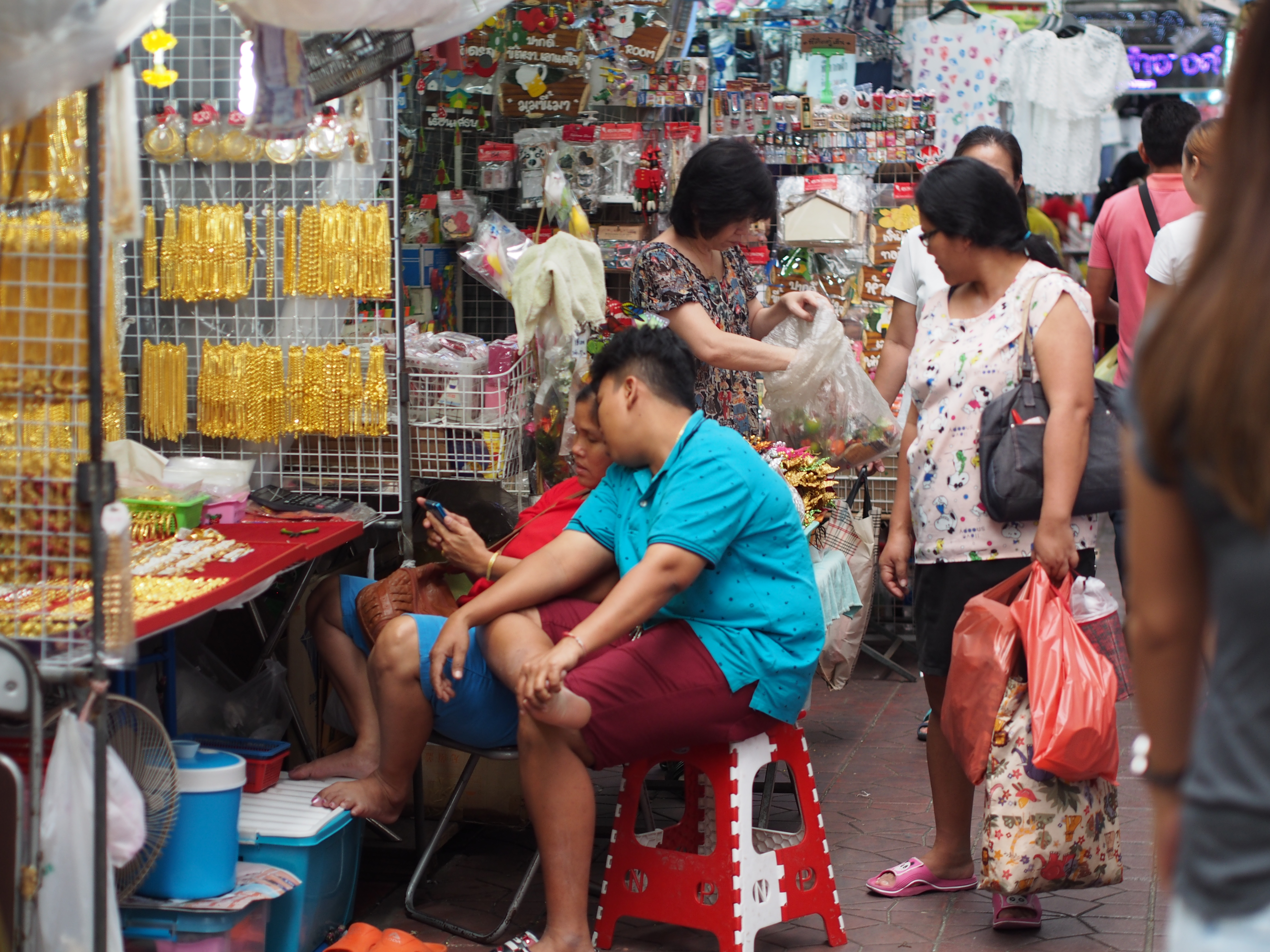 The cosmetic market thailand