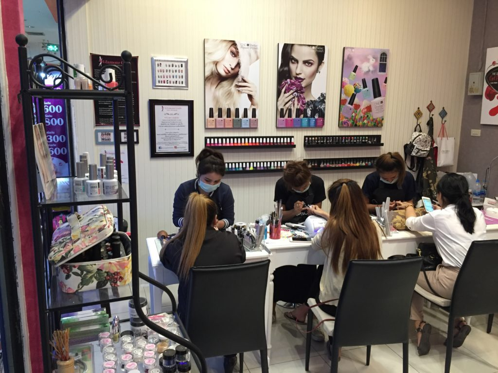 Glamour Girls Nail Art Salon