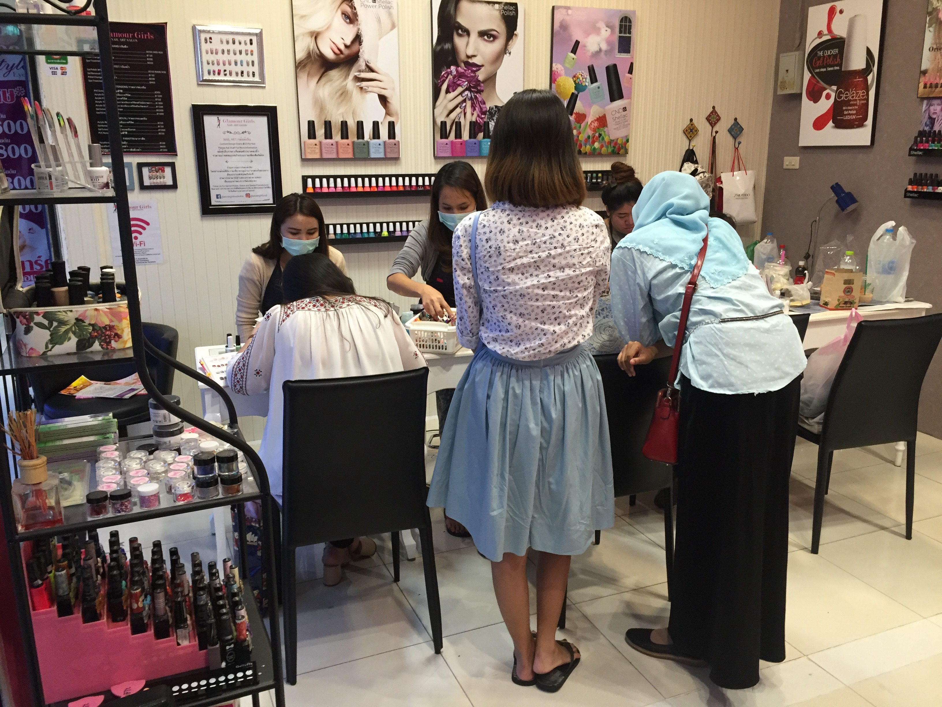 Where to Find the Best Nail Salon Artists in Bangkok - The Wayfaring ...