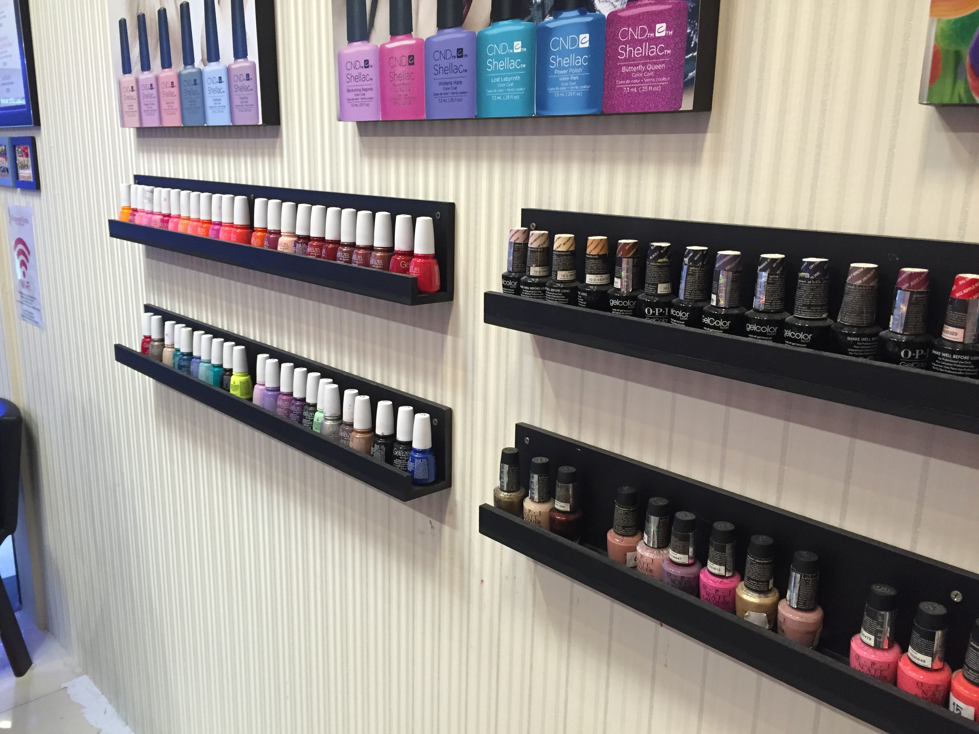 For the Best 350THB Gel Manicure in Bangkok (Go Where the Local ...