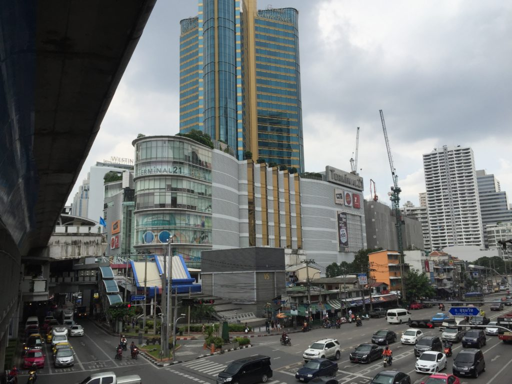 Bangkok is a big city and relatively safe. But always keep your common sense with you...