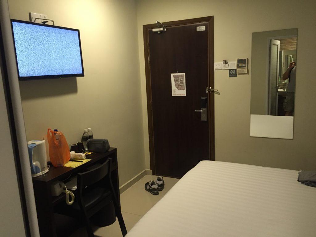 Bukit Bintang Izumi Hotel Room