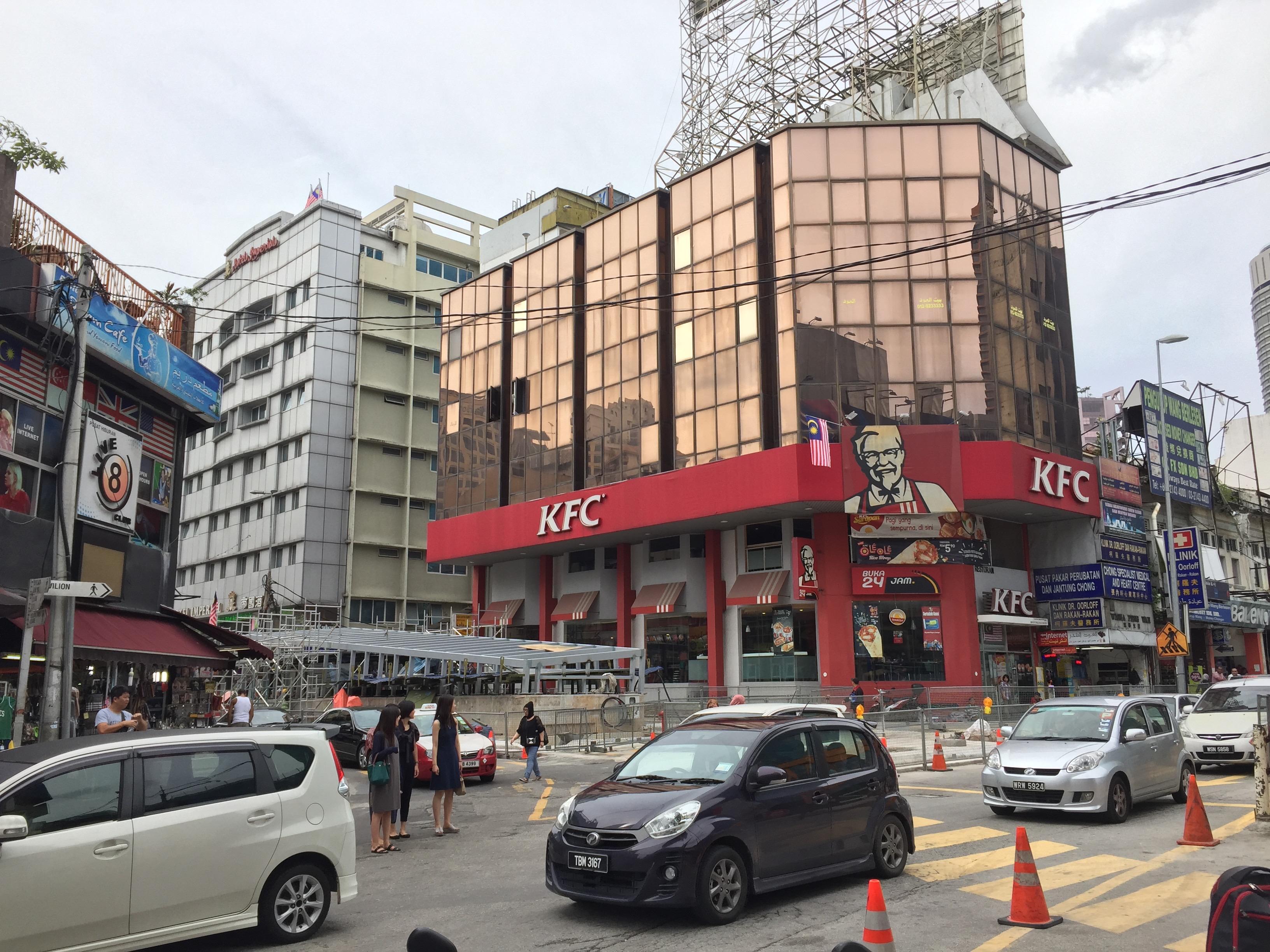 Kuala Lumpur's Ever Evolving Bukit Bintang