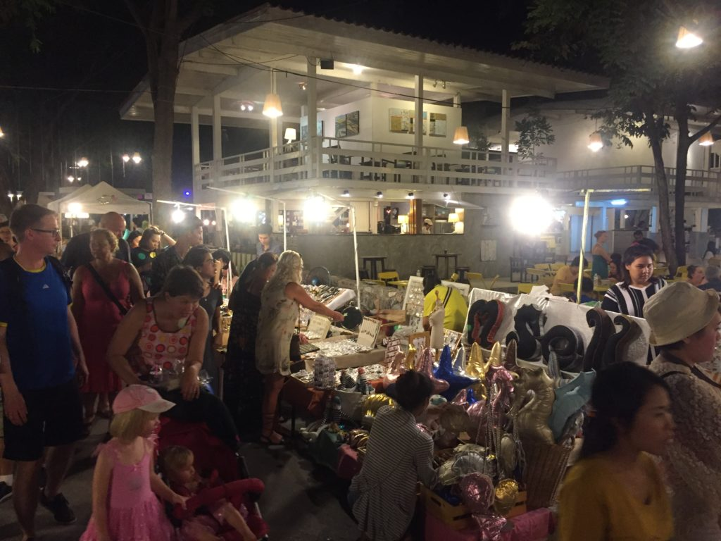 Cicada Night Market in Hua Hin is a must to visit while you're in the area. It is open Friday thru Sunday from 4pm to midnight...