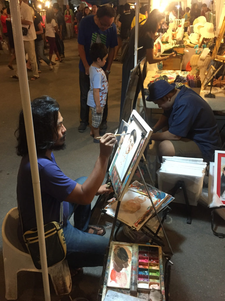 Cicada Market is a haven for Thai artists in Hua Hin...