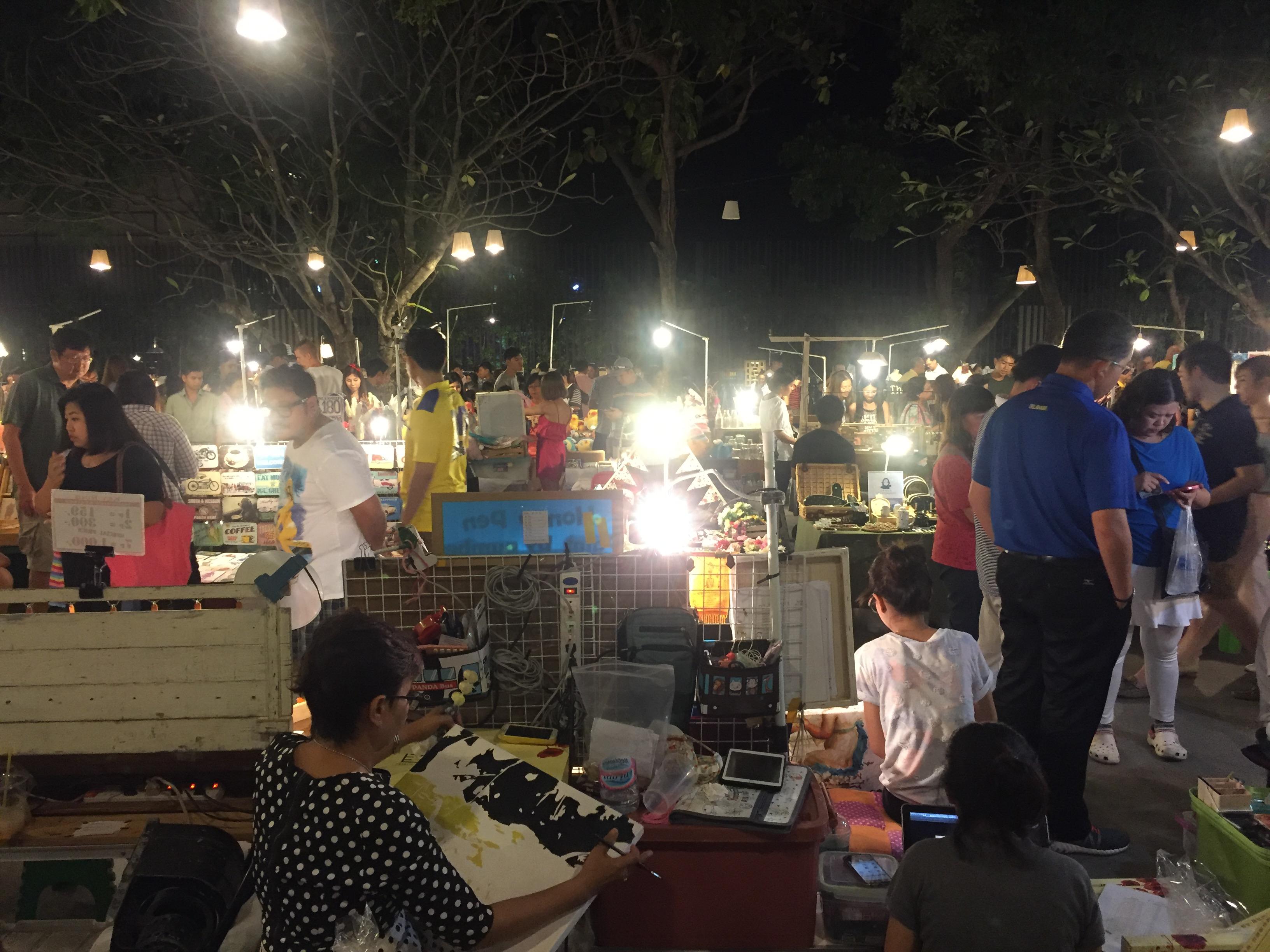 The Cicada Market Hua Hin