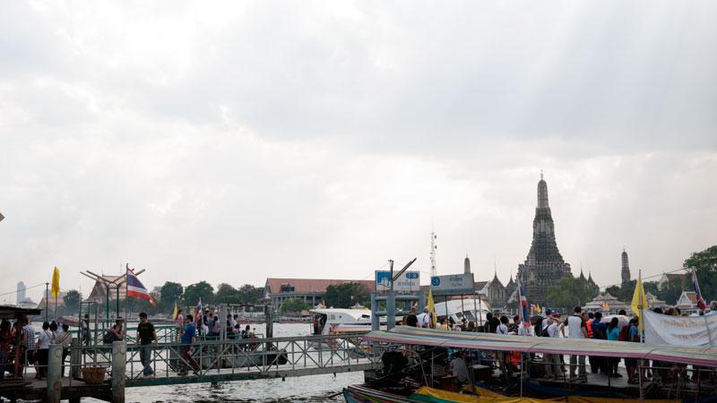 First epic trip to Bangkok