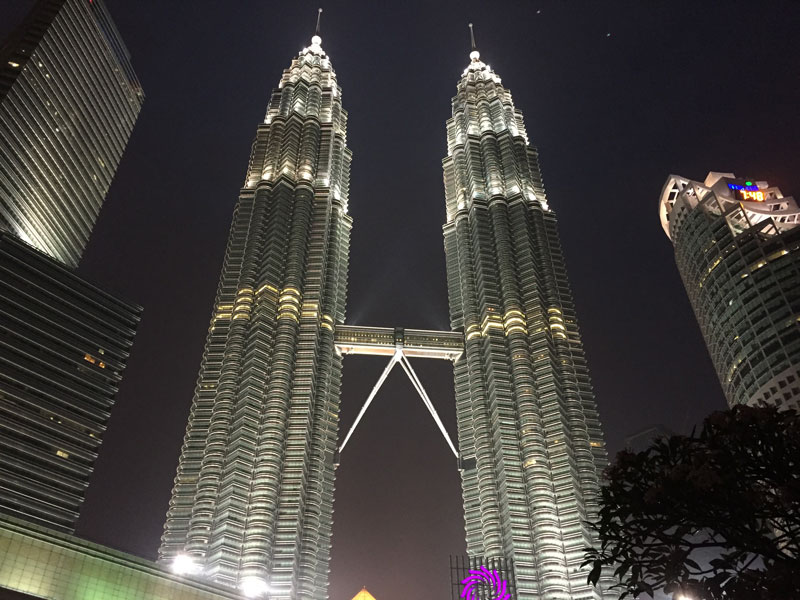 Eating My Way through Kuala Lumpur, Malaysia