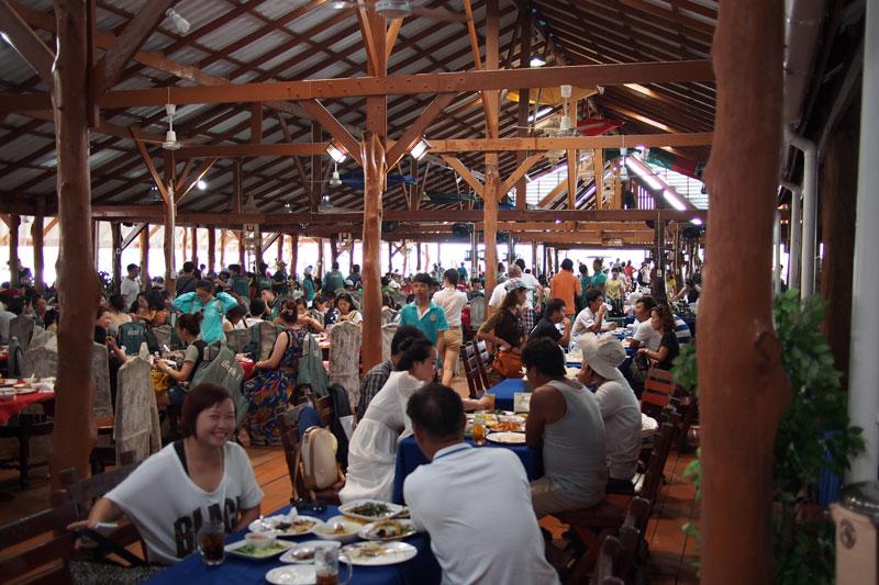Andaman Seafood Restaurant Phuket