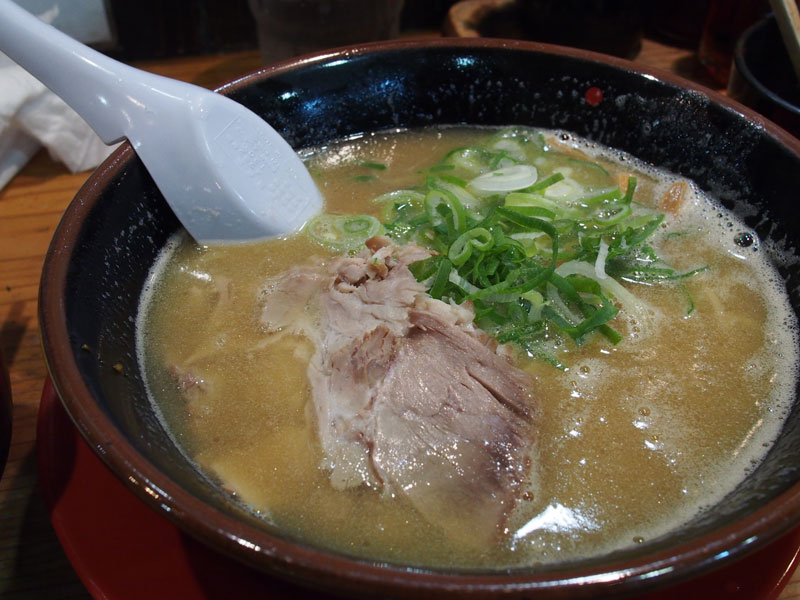 Ramen restaurant in Osaka