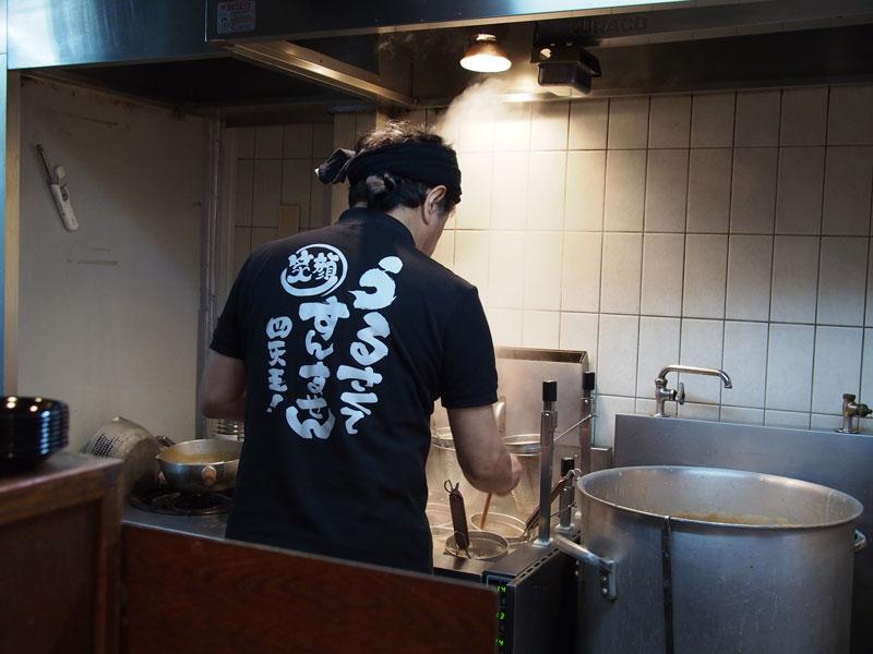 Osaka ramen bowl