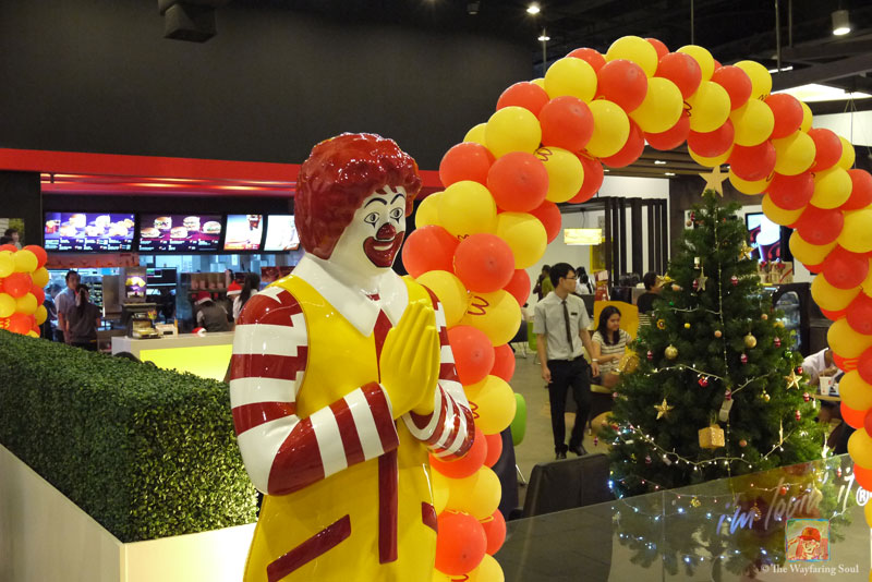 mcdonalds-at-a-mall-in-bangkok - THE WAYFARING SOUL
